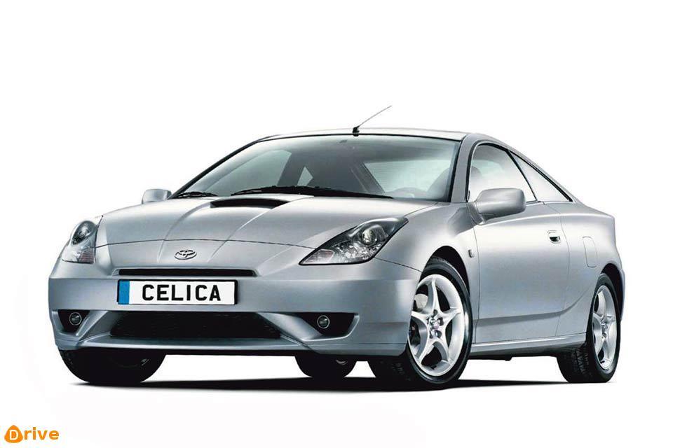 Modern Not Classic Toyota Celica MkVII (T230)