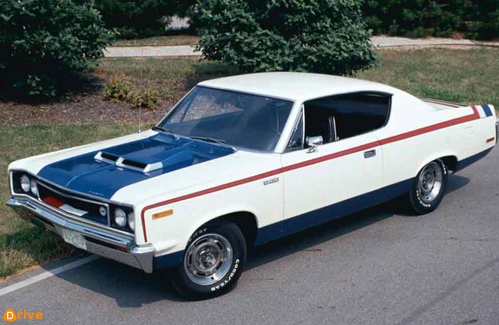 1970 AMC Rebel 'Machine'