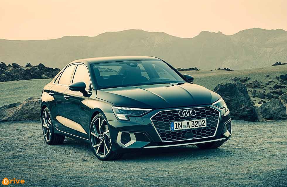 Audi A3 Sedan 35 TFSI [Worldwide] '2020
