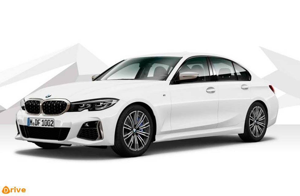 2022 BMW M340d xDrive