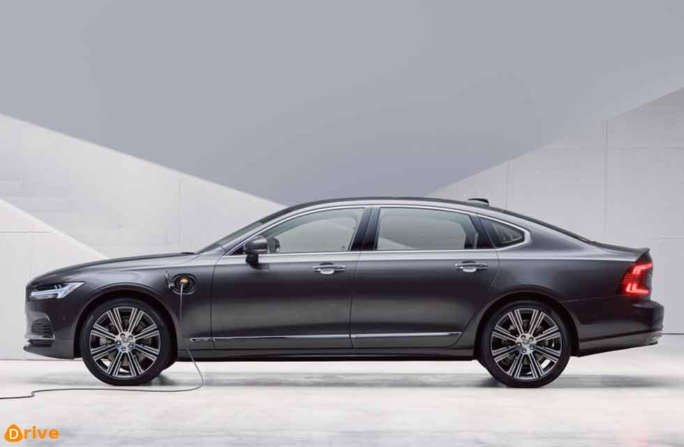 2021 Volvo S90 T8 AWD Recharge Inscription