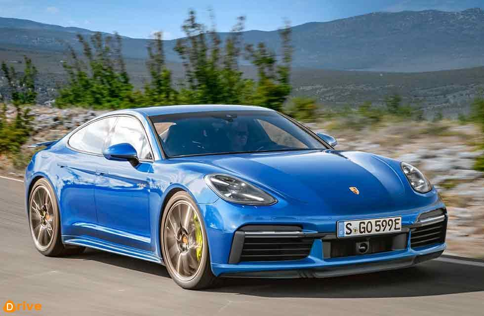 2023 all new Porsche Panamera 3 remains a combustion engine