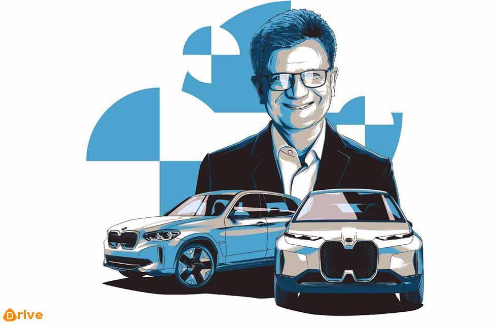 Klaus Fröhlich BMW R&D Chief