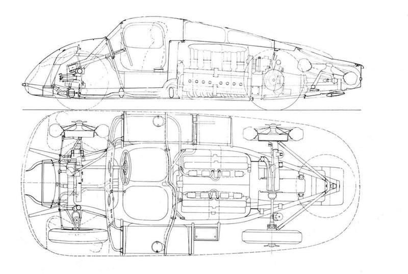 1941 Alfa-Romeo Tipo 163 V16 Racer