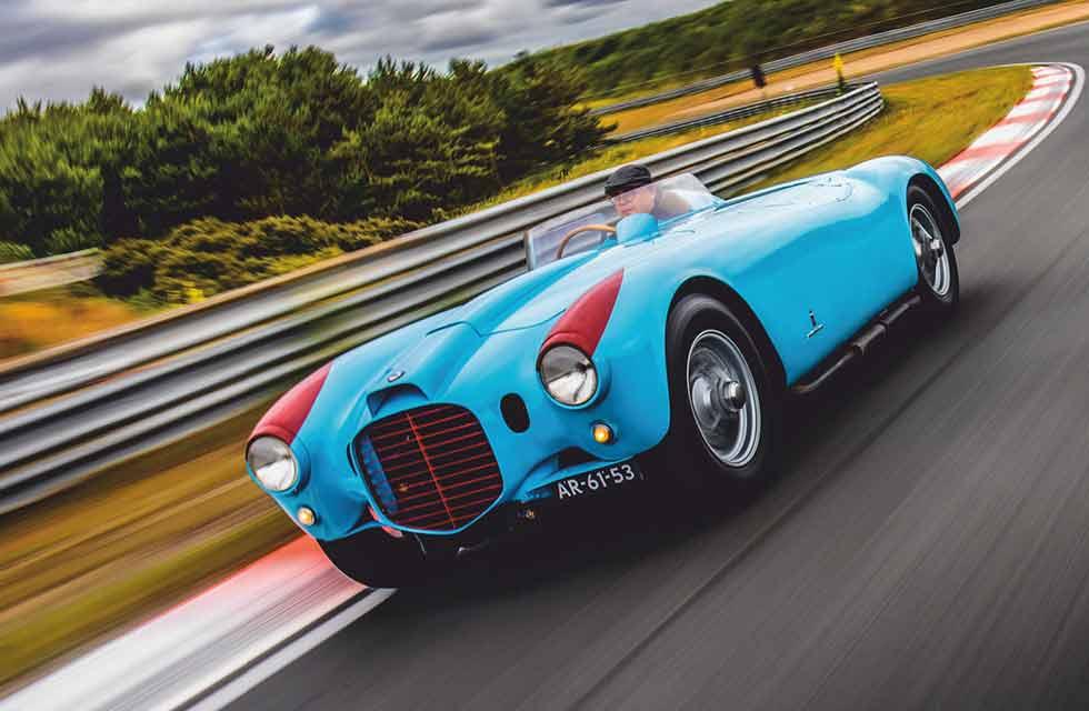 1953 Lancia D23 Spyder Pinin Farina