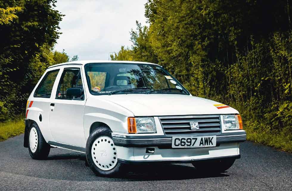 1985 Vauxhall Nova Sport 1.3
