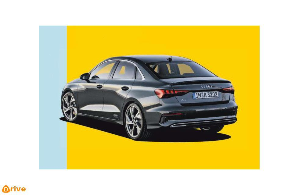 Audi's new A3 saloon should hit the road this summer from around £25,000