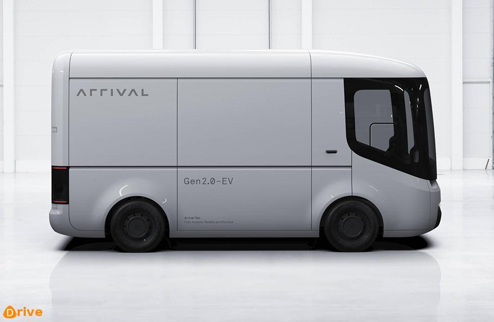 Arrival's Generation 2 electric van