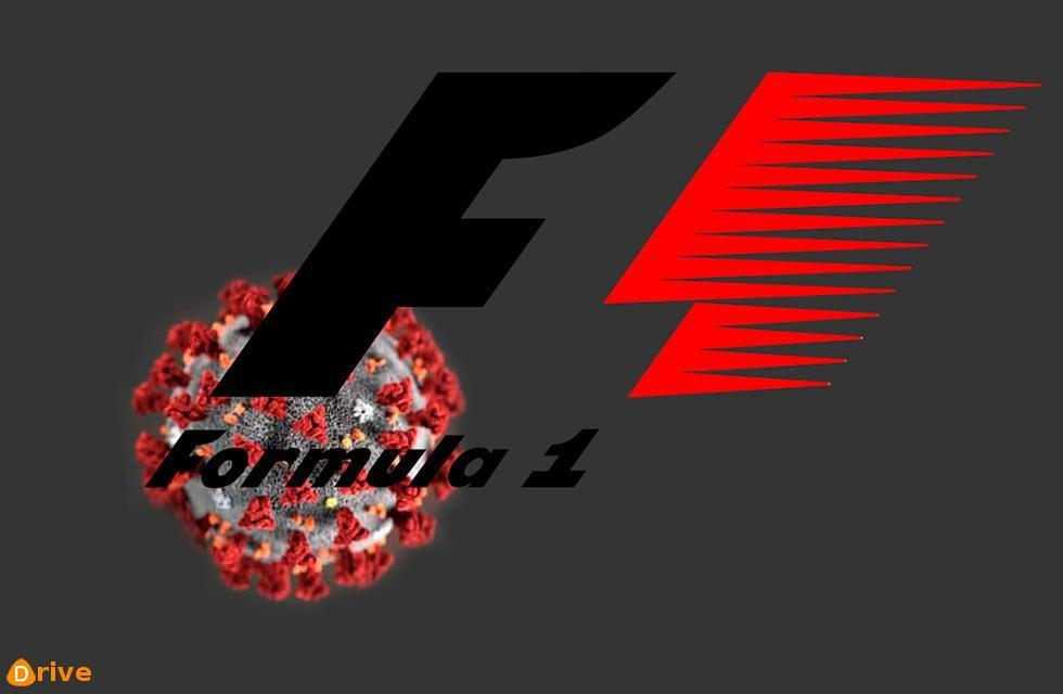 F1 versus COVID-19