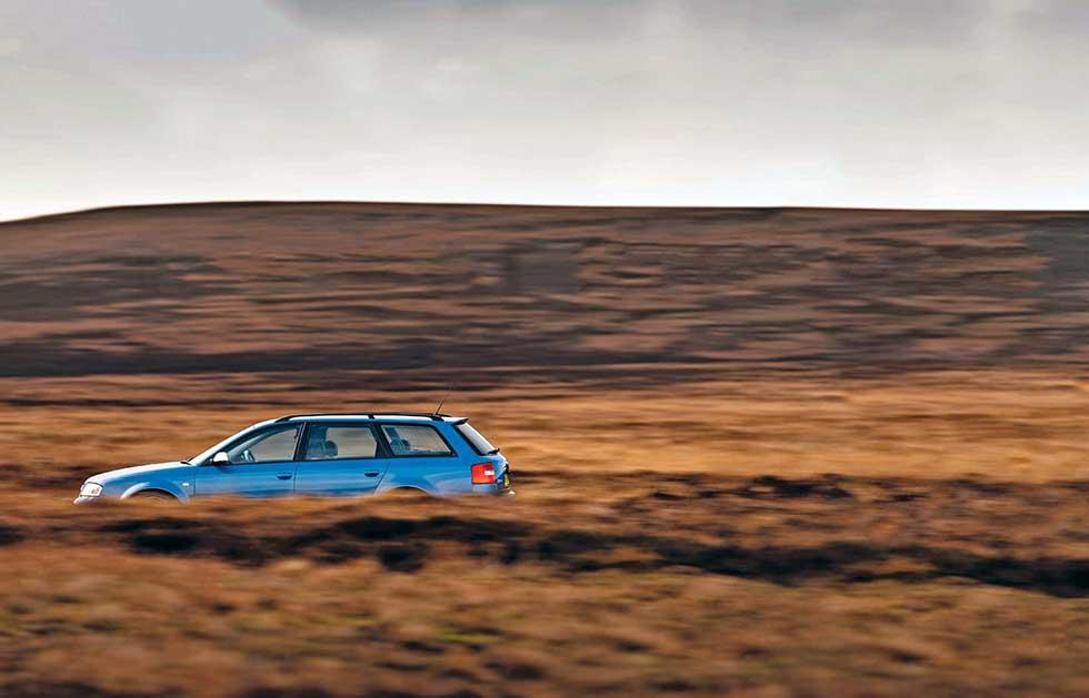 2004 Audi RS6 Avant Plus C5 Typ 4B