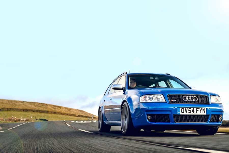 2004 Audi RS6 Avant Plus C5