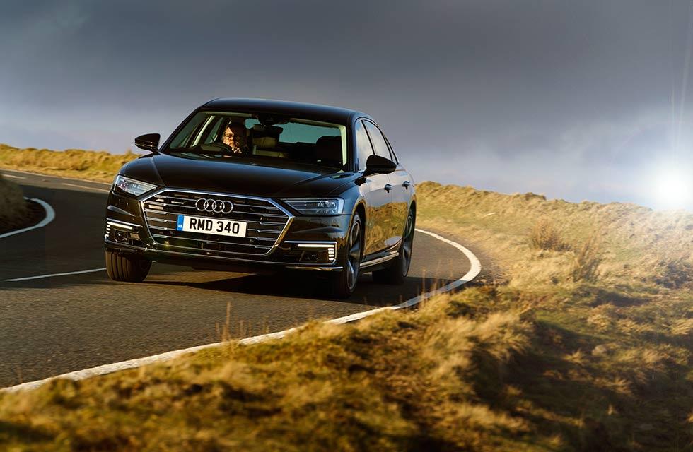 2021 Audi A8 L 60 TFSI e quattro Sport D5