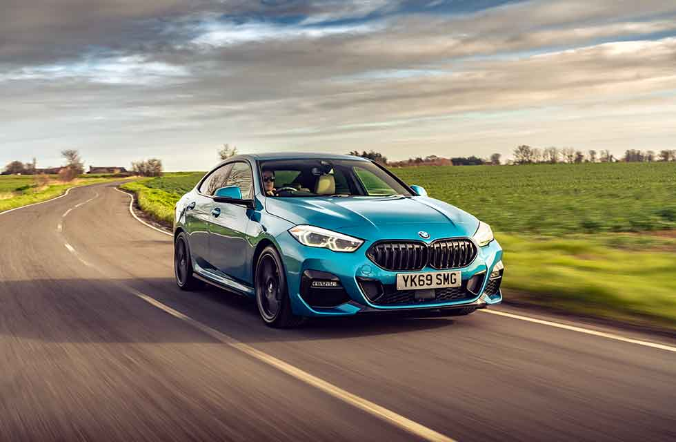2021 BMW 218i Gran Coupé M Sport F44