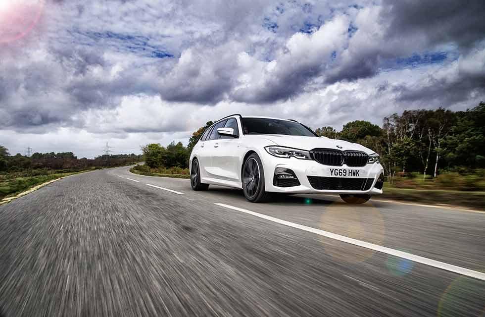 2021 BMW 330i Touring M Sport G21