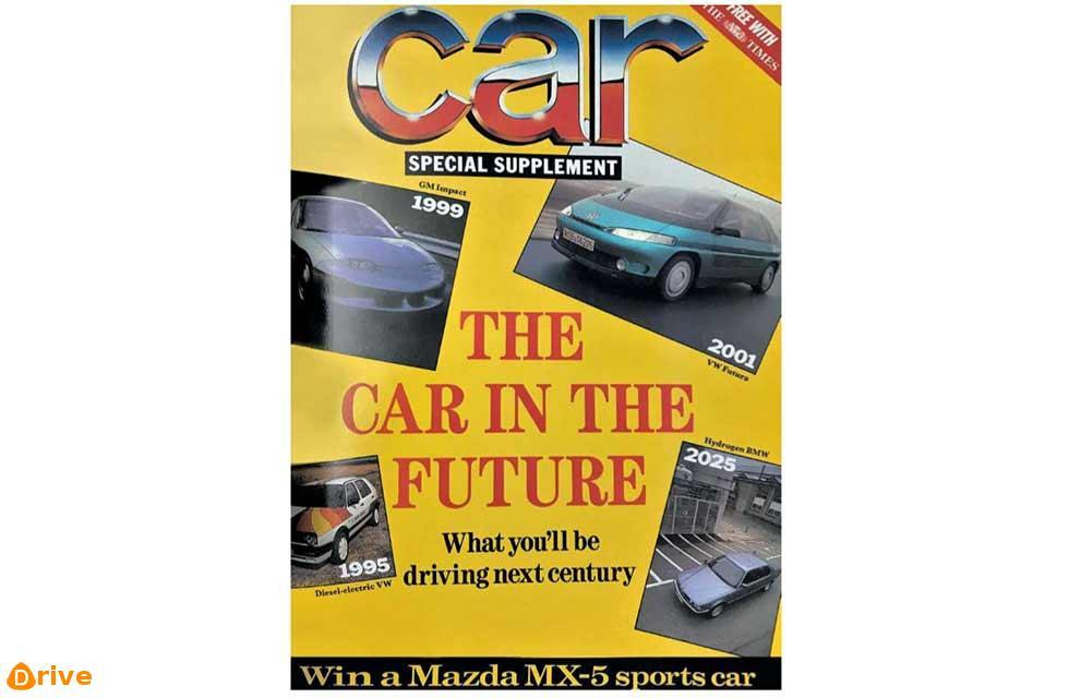 30 Years Ago Today... July 1990 CAR got out its crystal ball – but did VW predict the future?