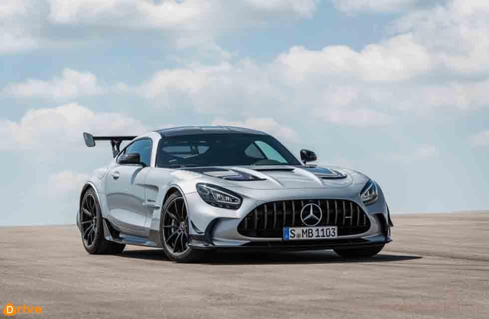 Mercedes-AMG GT Black Series Worldwide (C190)