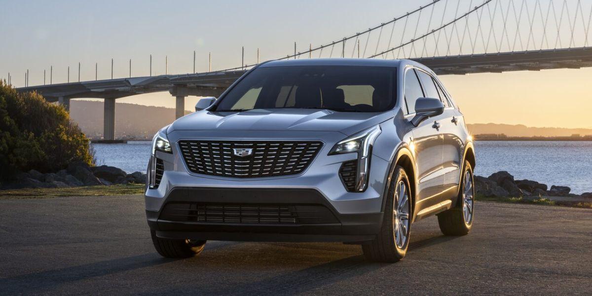 2021 Cadillac XT4