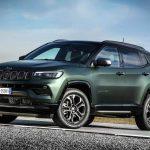 2021 Jeep Compass 80th Anniversary