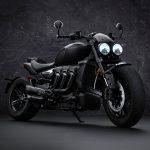 2021 Triumph Rocket 3 R Black