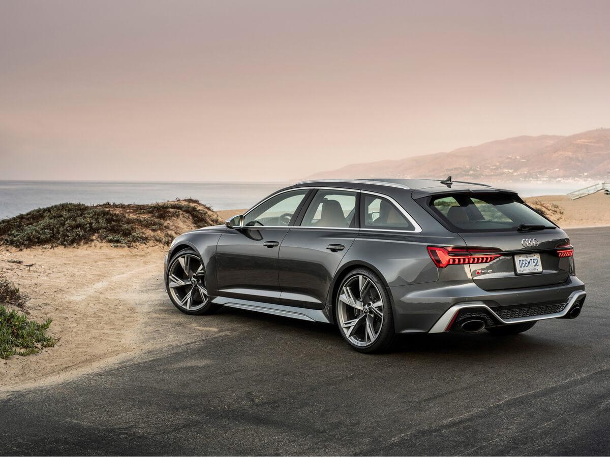Audi RS6 Avant 3