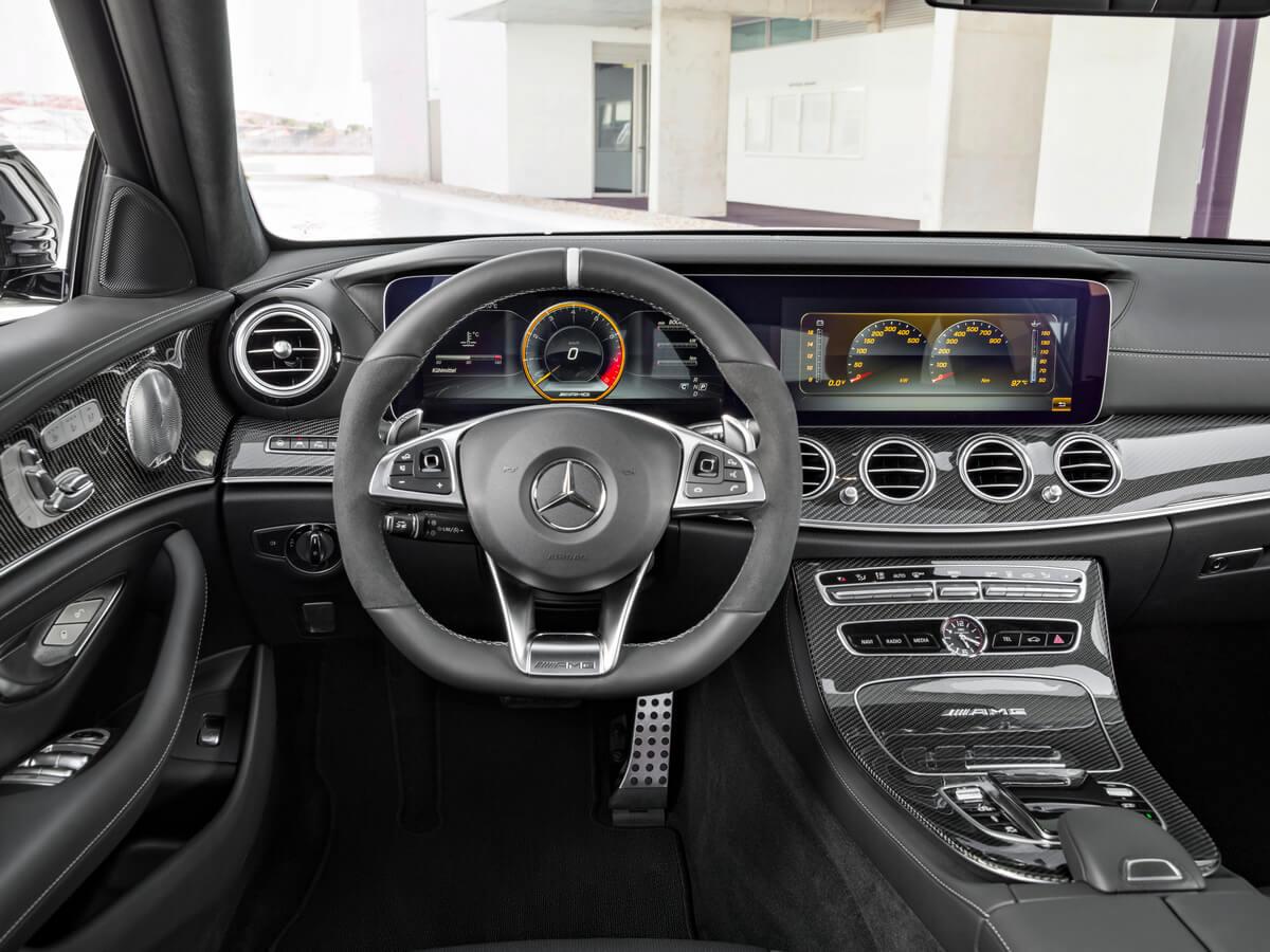 Mercedes-AMG E63 S Wagon