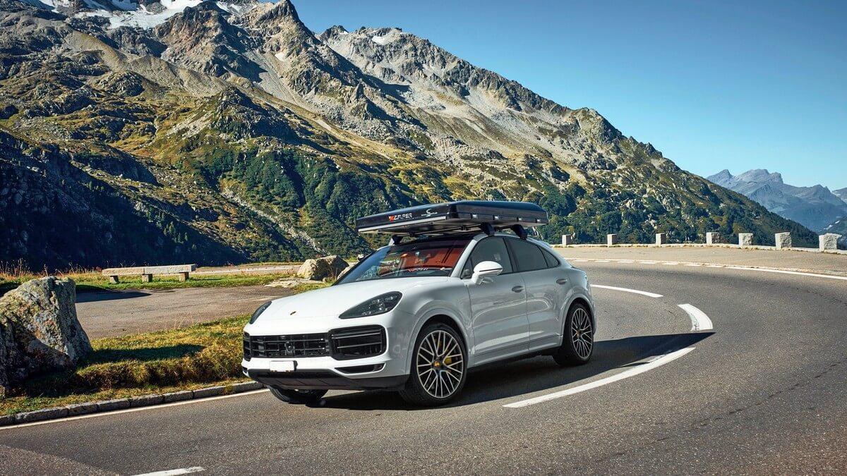 2021 Porsche Cayenne Turbo coupé