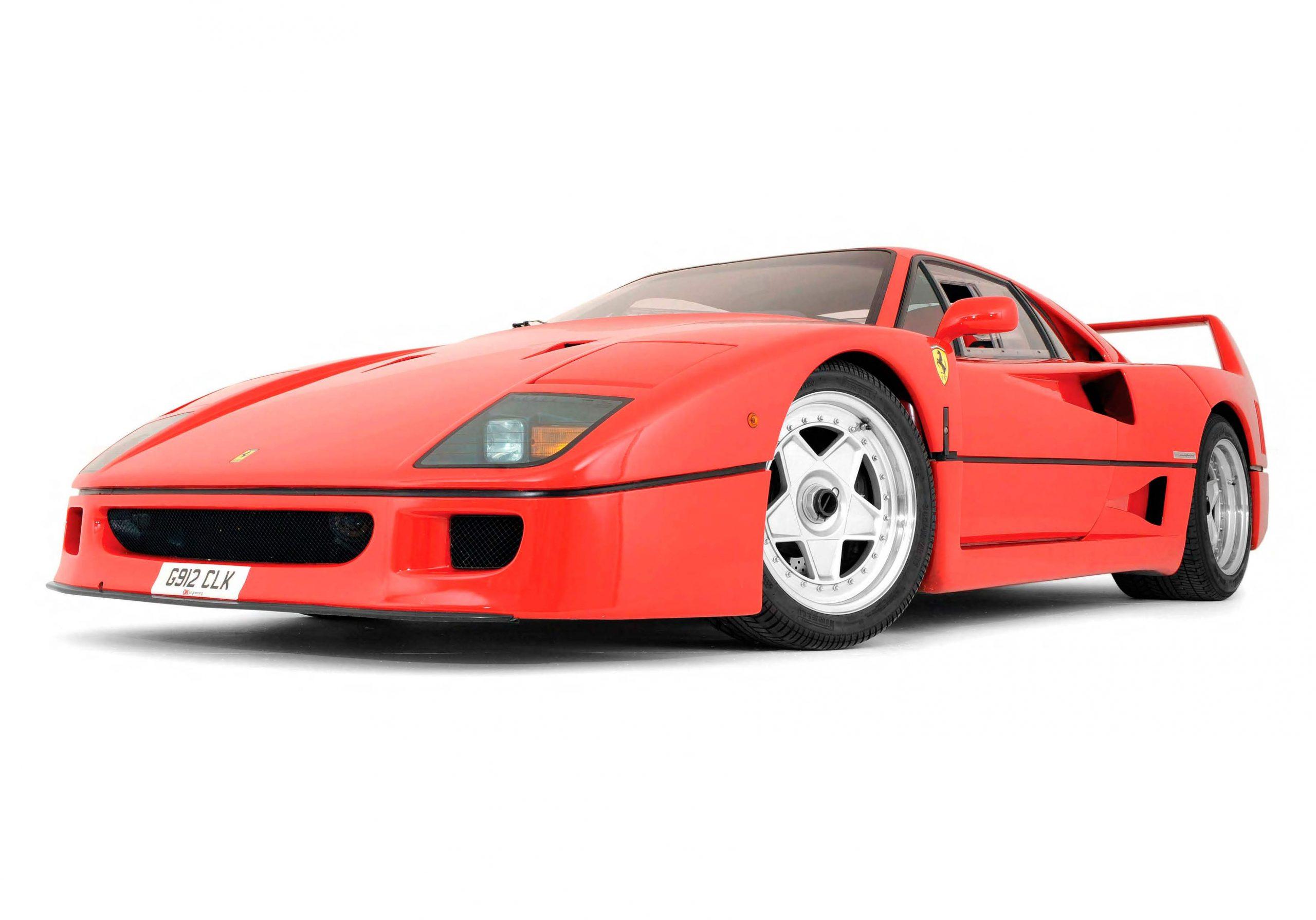 Ferrari F40 Buyers Guide Drive